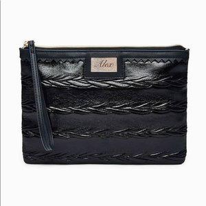 Engravable Wristlet - Black Braided
